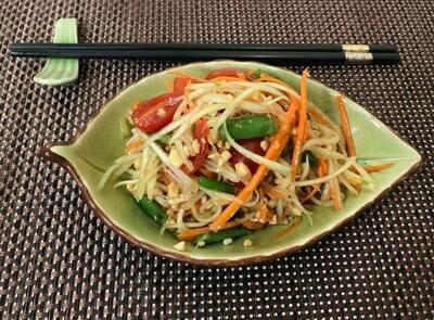 S2. Salade de papaye Isaan