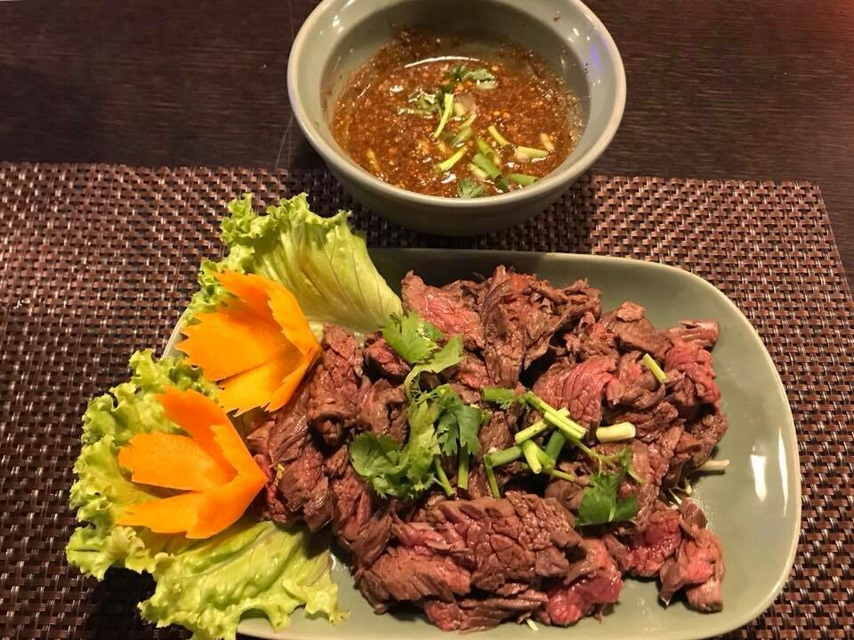 S3. salade de Boeuf façon Thaï