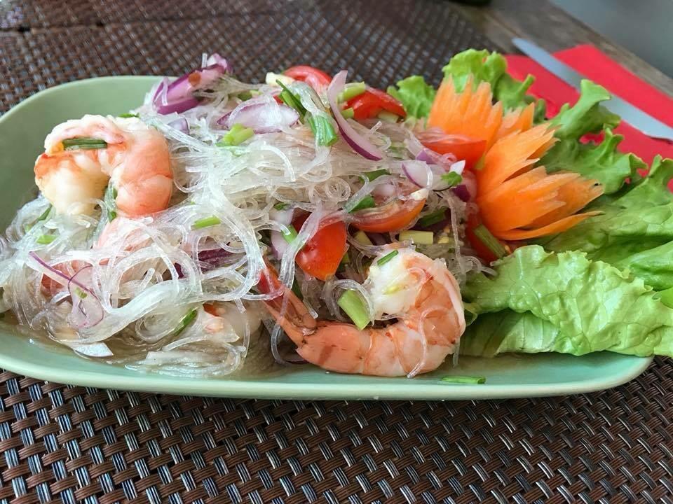 S6. salade de vermicelle/ Vermicelli salad with
