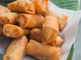 E2 Nems vietnamien au poulet/ Vietnamese nems with chicken