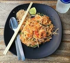 N1. Nouilles Pad Thai.