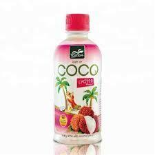Jus de litchi /noix de coco 3.5 dl