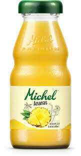 Michel jus d'ananas 2.0 dl