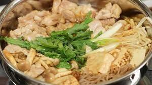 N3-3. Sukiyaki sauté au poulet/  Fried Sukiyak Chicken
