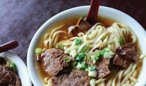 N5. Saupe de nouilles au boeuf /  Noodle soup beef