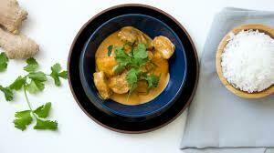 08. Canard au curry massaman/ Duck with massaman curry