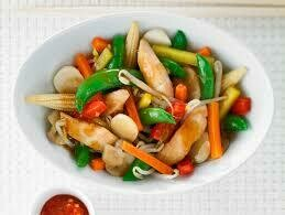 R4. Portion de légume./ Portion of vegeteble