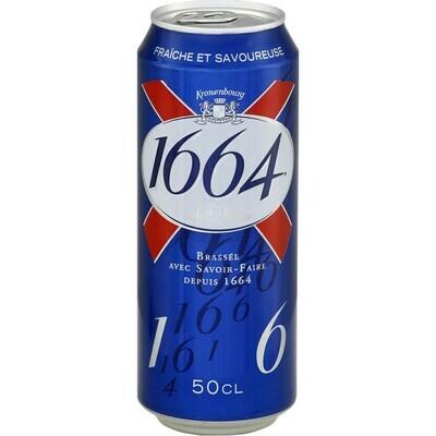 1664 Cannette 50cl