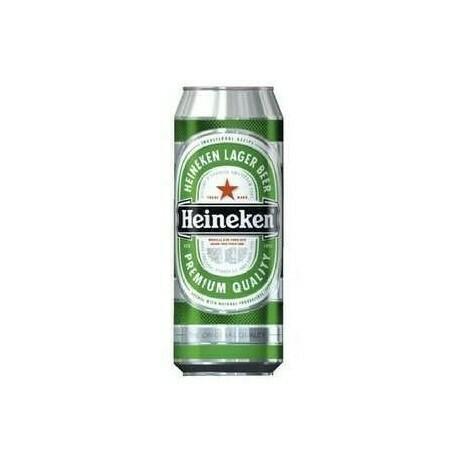 Heineken Cannette 50cl