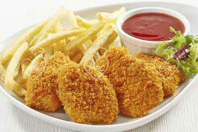 Nuggets frites
