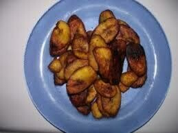 Banane plantain ( portion )