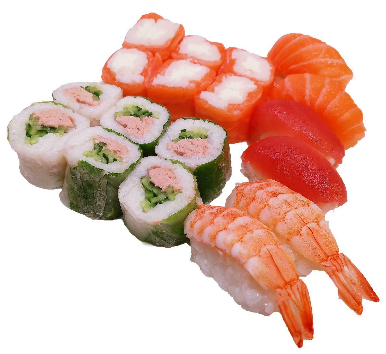 S15 - Sushi deli ( 18pc )