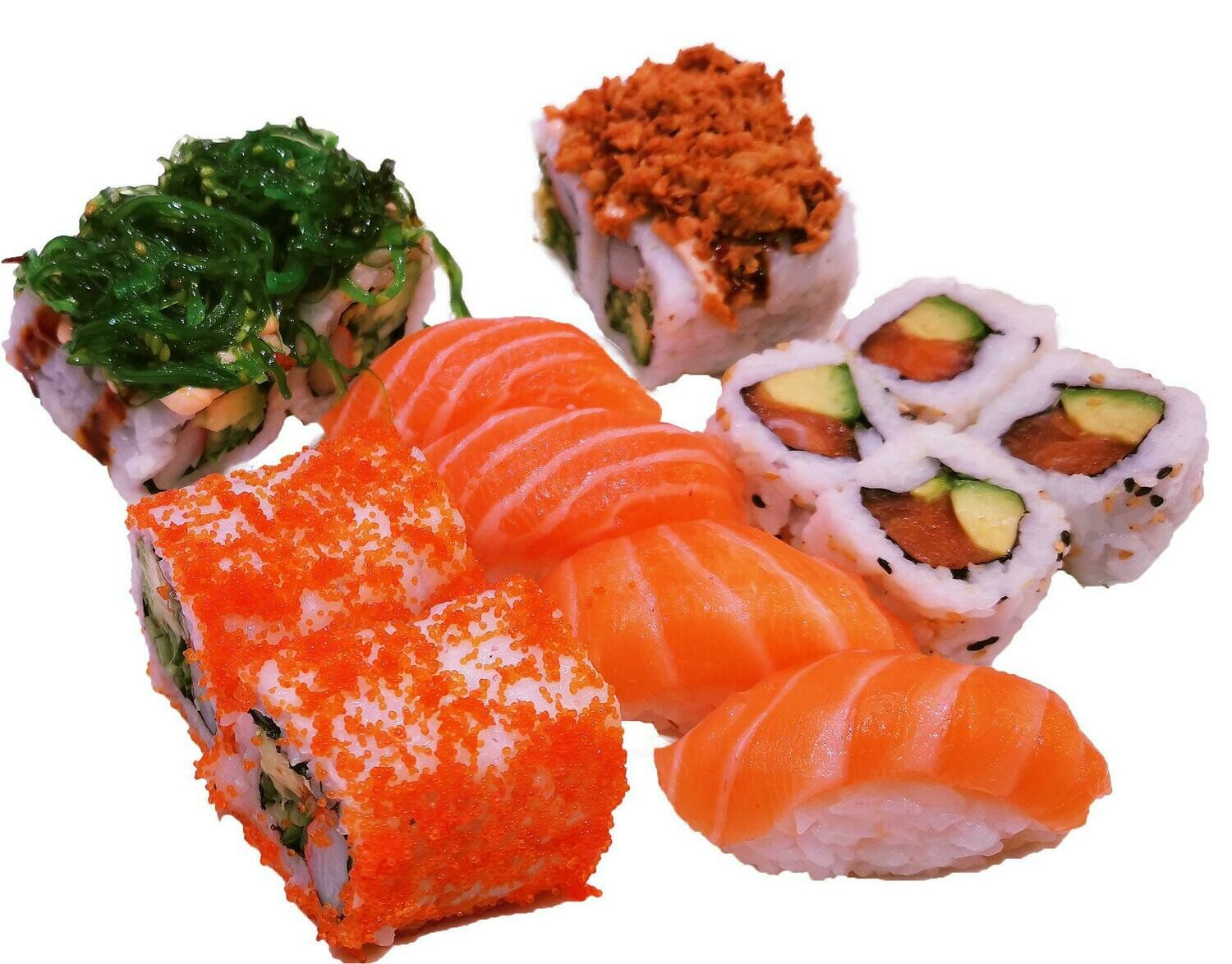 S16 - Sushi time ( 20pc )