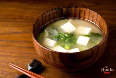 A1- Miso soupe