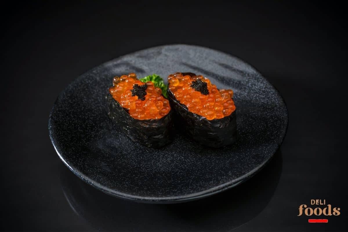 D13 - Œuf de saumon