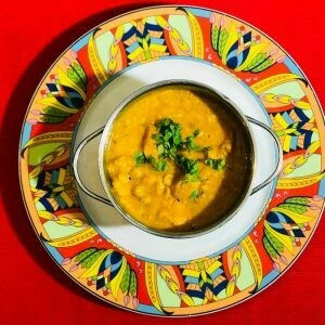 Poulet Daal
