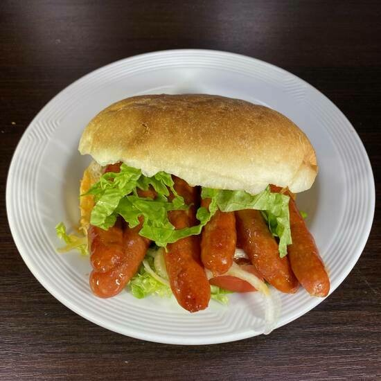 Sandwich merguez