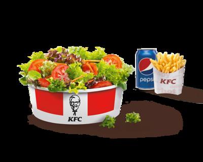 Menu Salade
