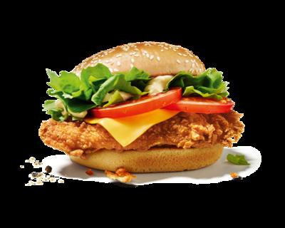 Burger Colonel