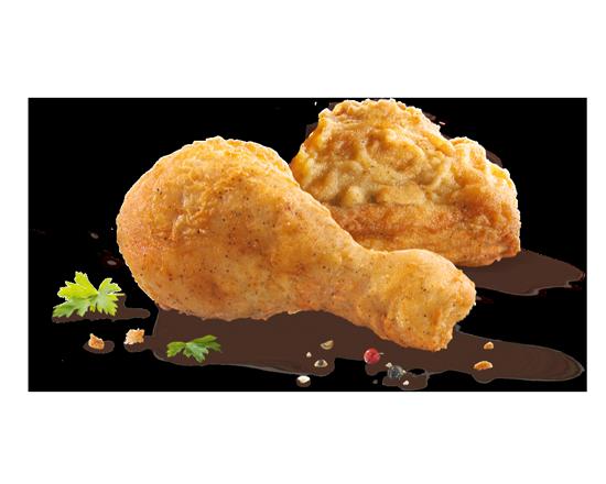 2 pièces de poulet Original