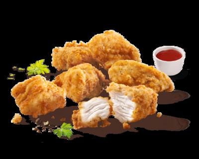 6 Filet Bites