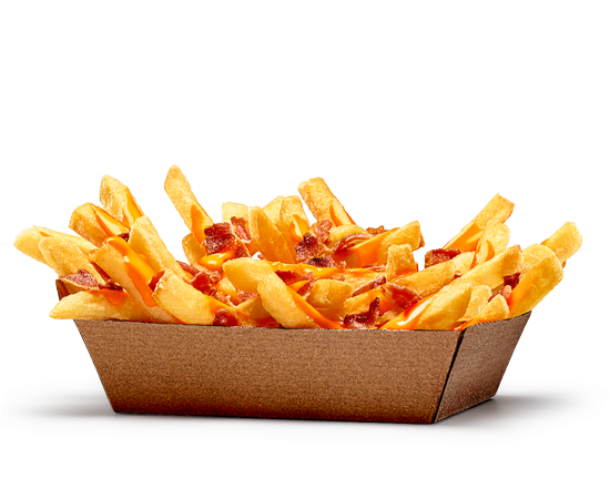 BK King Fries® Cheese & Bacon