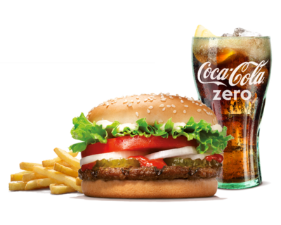Whopper JR. Menu
