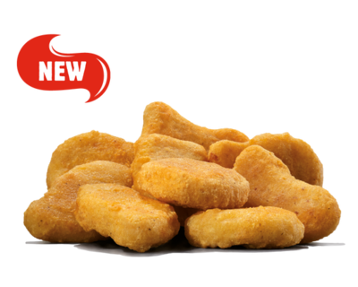 9 Plant-based Nuggets