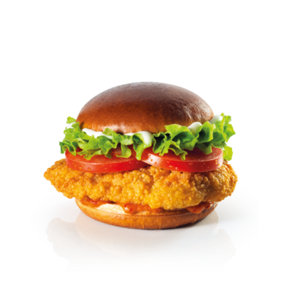Homestyle Crispy Chicken Tomato