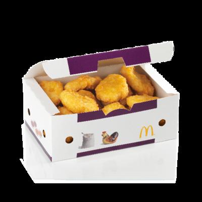 20 Chicken McNuggets