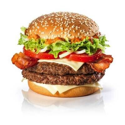 Big Tasty Smokey Double Bacon