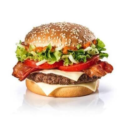 Big Tasty Smokey Single Bacon