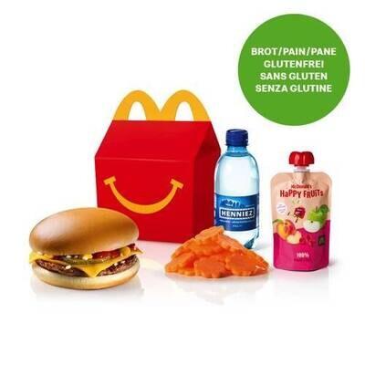 Happy Meal™ Cheeseburger NO Gluten