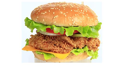 Chicken Burger Cheese