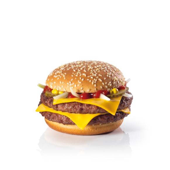 Double Cheeseburger Royal