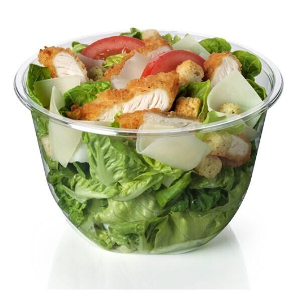 Salade Caesar Crispy