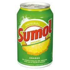 Sumol ananas (25cl)