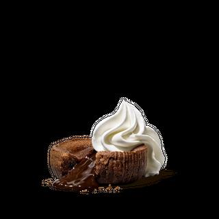 Hot Brownie & Ice Cream