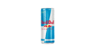 Red Bull (sans sucre)