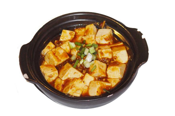 Mapo Tofu(porc)