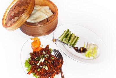 Lamelles de Porc Sauce Pékinoise