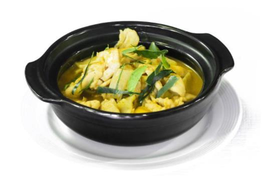 Canard au Curry