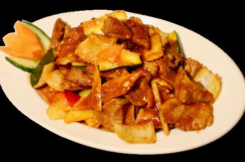 Canard à la Sauce Satay