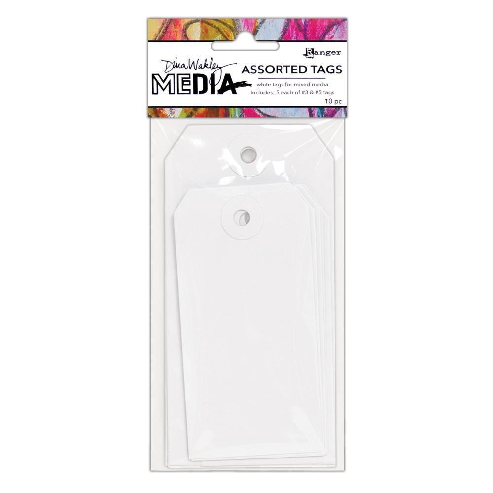 Dina Wakley Media tags small