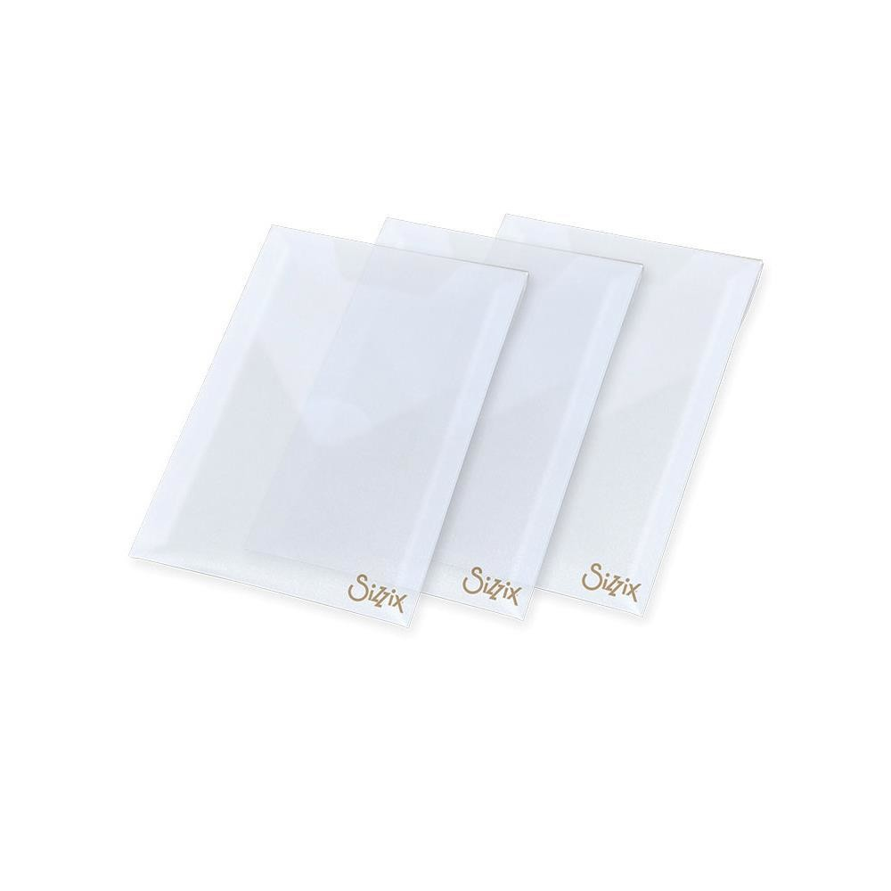 "Sizzix 5 1/4""X6 1/2"" Storage Envelopes 3/Pkg"