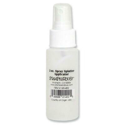 Stampendous Spray Splatter Applicator 2oz