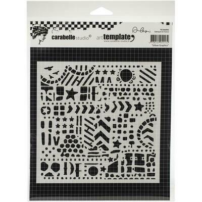 Carabelle Studio Art Templates Assorted