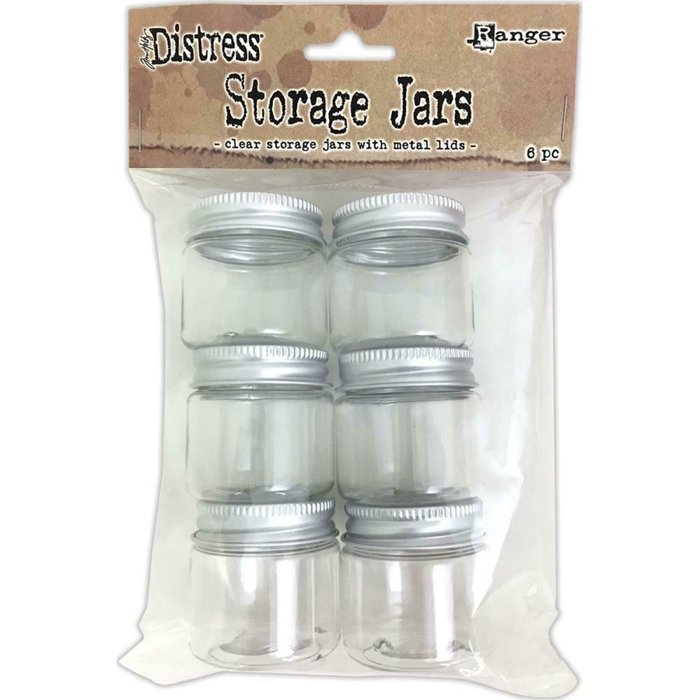 Tim Holtz Distress Storage Jars