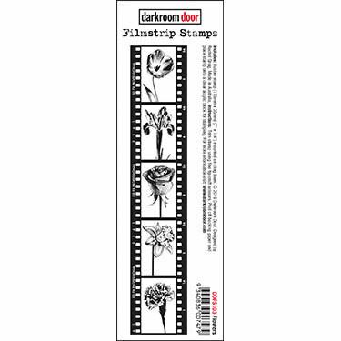 Darkroom Door Filmstrip Stamps - Assorted