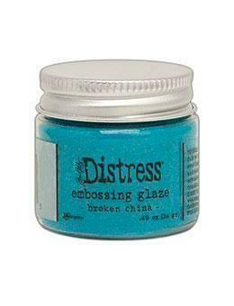 Tim Holtz Distress Embossing Glaze - Assorted